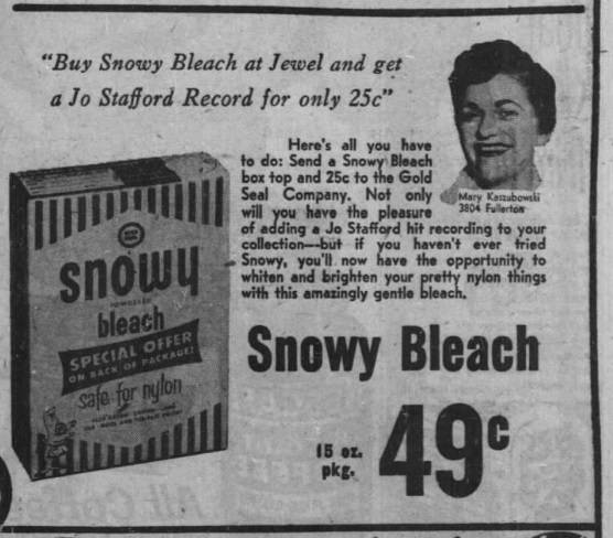 Chicago Tribune Dec2 1954 p51